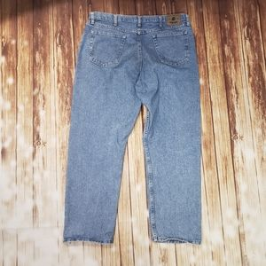 Vintage Wrangler Jeans Relaxed Fit Straight 90s